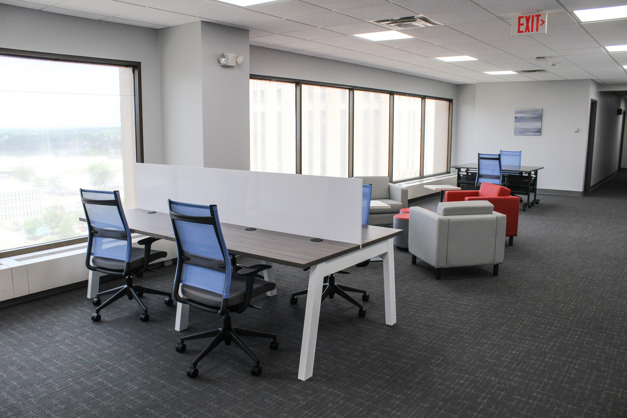 130 Building Office Space